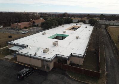 commercial roofing company